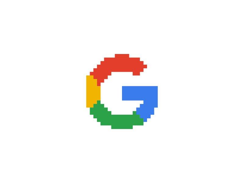 14 Famous Logos Drawn In Pixel Art